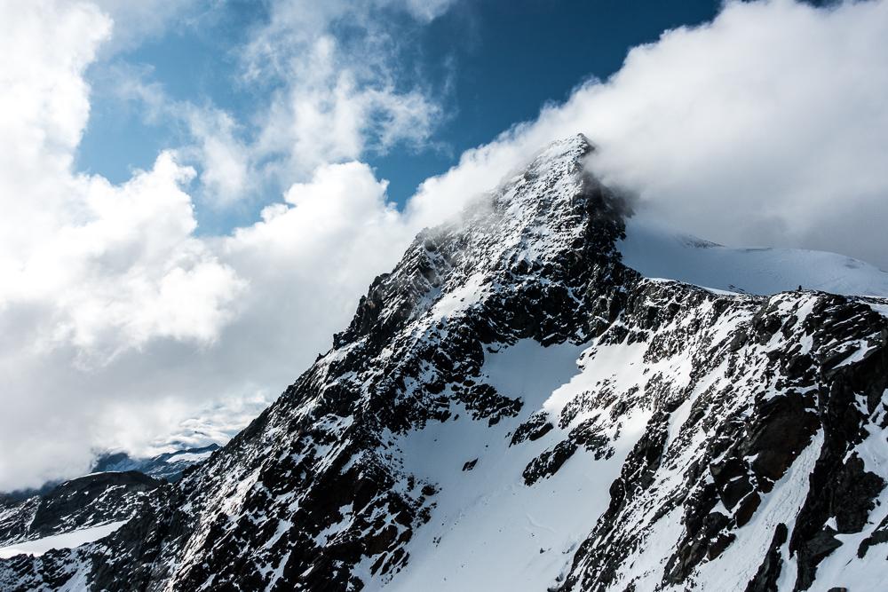 Gipfel des Großglockners
