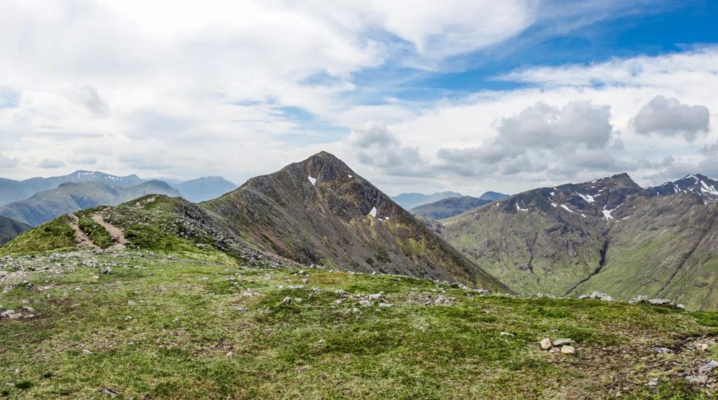 Eine der drei schösnten Wanderungen in Schottland: Glen Coe