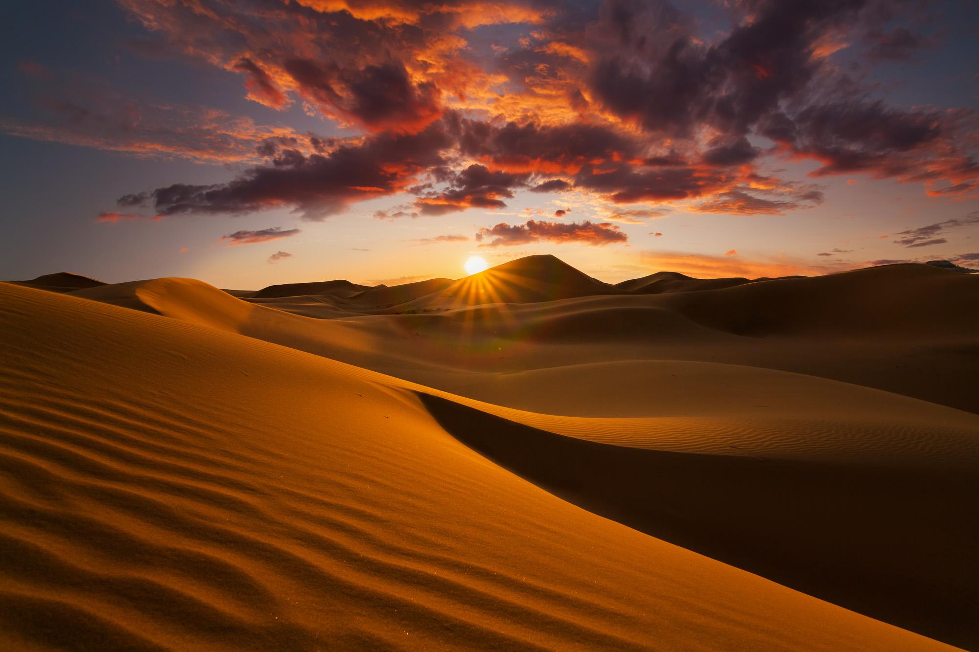 Wie Groß Ist Die Sahara